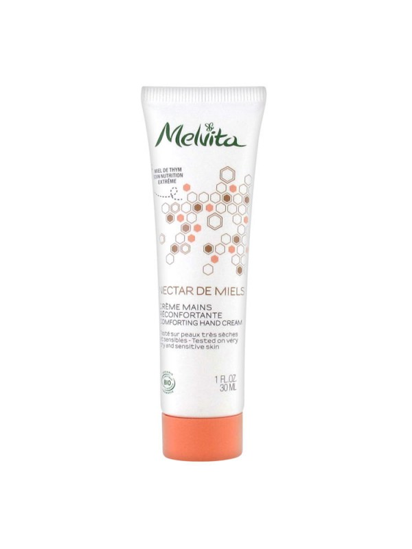 [メルヴィータ] ハニーネクター ハンドクリーム 30ml[MELVITA]  NECTAR DE MIELS CREME MAINS RECONFORTANT 30ml