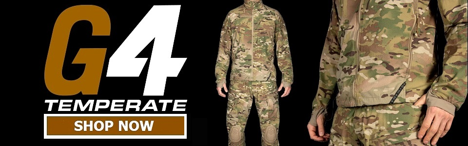 G4 Combat Uniform