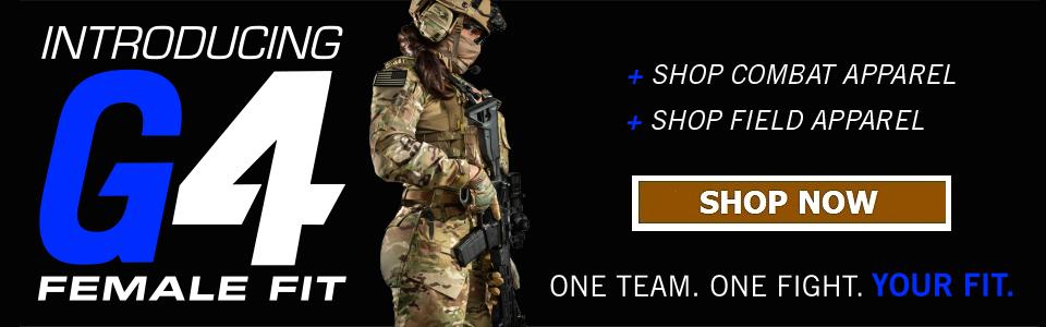 G4 Female Fit Combat Uniform