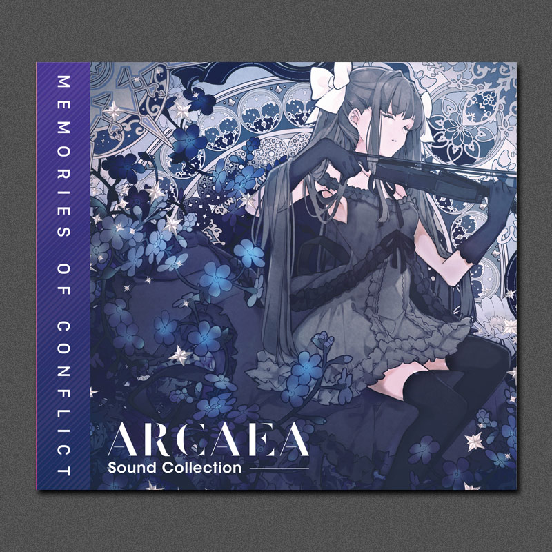 Arcaea Sound Collection - Memories of Conflict