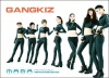 GANGKIZ / MAMA (FiRST MINI ALBUM REPACKAGE EDITION)
